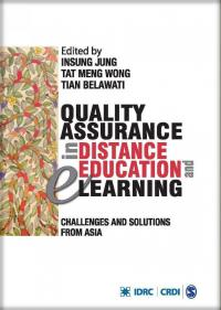 Book cover Quality Assurance in Distance Education and eLearning: Challenges and Solutions from Asia