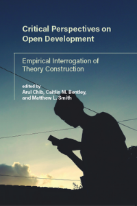 Cover of Critical Perspectives on Open Development