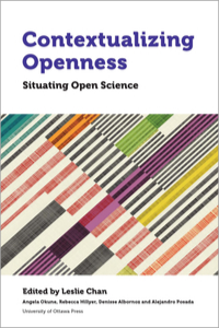 Couverture du Contextualizing Openness: Situating Open Science