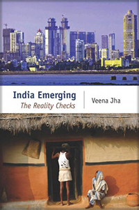 Book cover India Emerging : The Reality Checks