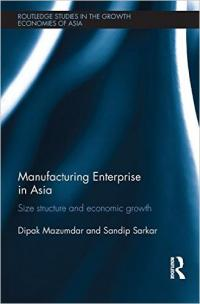Book cover Manufacturing Enterprise in Asia: Size structure and economic growth