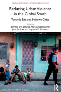 Book cover Reducing Urban Violence in the Global South