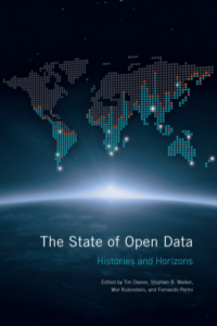 Cover of The State of Open Data: Histories and Horizons