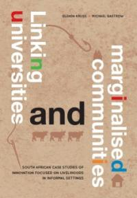 Coverture du livre Linking Universities and Marginalised Communities