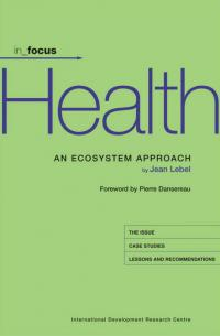 Book cover in_focus - Health: An Ecosystem Approach