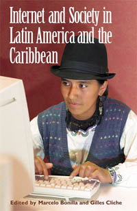 Couverture du livre Internet and Society in Latin America and the Caribbean