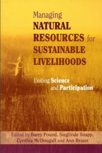 Book cover Managing Natural Resources for Sustainable Livelihoods