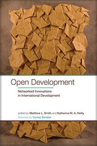 Book cover Open Development: Networked Innovations in International Development
