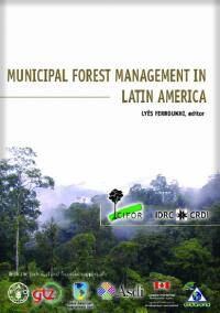 Book cover Municipal Forest Management in Latin America