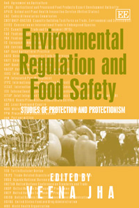 Couverture du livre Environmental Regulation and Food Safety: Studies of Protection and Protectionism