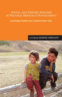 Book cover Social and Gender Analysis in Natural Resource Management: Learning Studies and Lessons from Asia