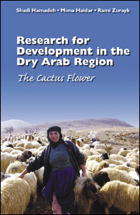 Couverture du livre Research for Development in the Dry Arab Region : The Cactus Flower