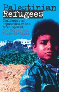 Couverture du livre Palestinian Refugees : Challenges of Repatriation and Development