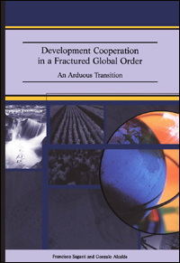 Book cover Development Cooperation in a Fractured Global Order: An Arduous Transition