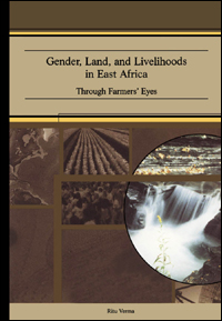 Book cover Gender, Land, and Livelihoods in East Africa: Through Farmers' Eyes