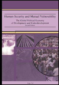 Book cover Human Security and Mutual Vulnerability