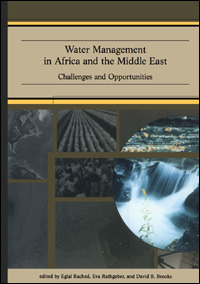 Book cover Water Management in Africa and the Middle East : Challenges and Opportunities