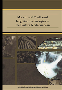 Couverture du livre Modern and Traditional Irrigation Technologies in the Eastern Mediterranean