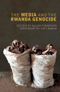 Book cover The Media and the Rwanda Genocide