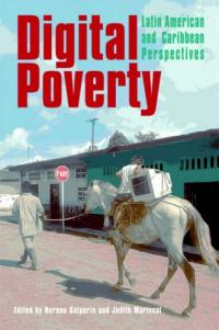 Book cover Digital Poverty : Latin American and Caribbean Perspectives