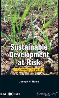 Book cover Sustainable Development at Risk: Ignoring the Past