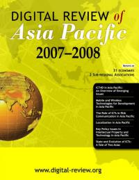 Couverture du livre Digital Review of Asia Pacific 2007–2008