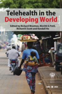 Couverture du livre Telehealth in the Developing World