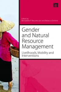Book cover Gender and Natural Resource Management: Livelihoods, Mobility and Interventions