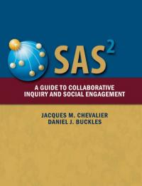 Book cover SAS2: A Guide to Collaborative Inquiry and Social Engagement