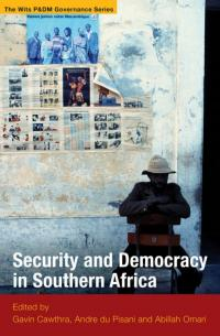 Couverture du livre Security and Democracy in Southern Africa