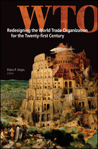 Couverture du livre Redesigning the World Trade Organization for the Twenty-First Century