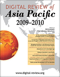 Book cover Digital Review of Asia Pacific 2009–2010