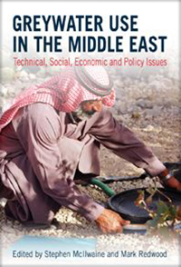 Couverture du livre Greywater use in the Middle East : Technical, Social, Economic and Policy Issues