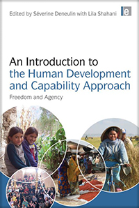 Couverture du livre An Introduction to the Human Development and Capability Approach : Freedom and Agency
