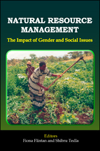 Couverture du livre Natural Resource Management: The Impact of Gender and Social Issues