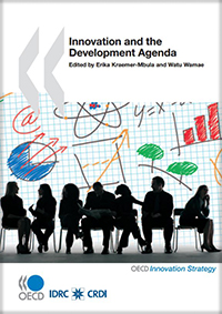 Couverture du livre Innovation and the Development Agenda