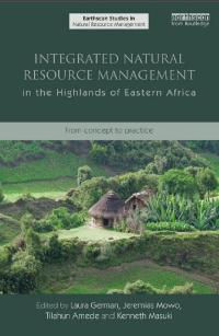 Book cover Integrated Natural Resource Management in the Highlands of Eastern Africa: From Concept to Practice
