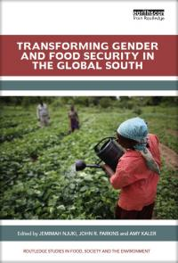 Book cover: Transforming Gender and Food Security in the Global South