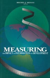 Book cover Measuring the Impact of Information on Development