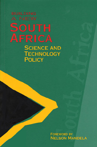 Book cover Building a New South Africa Volume 3: Science and Technology Policy