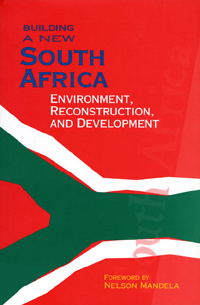 Book cover Building a New South Africa Volume 4 : Environment, Reconstruction, and Development