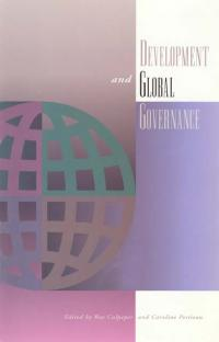 Book cover Development and Global Governance