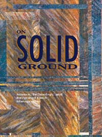Book cover On Solid Ground