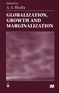 Book cover Globalization, Growth and Marginalization