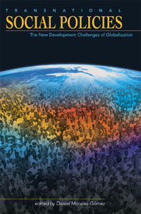 Book cover Transnational Social Policies: The New Development Challenges of Globalization
