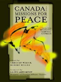 Book cover Canada and Missions for Peace
