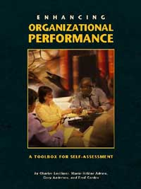 Book cover Enhancing Organizational Performance: A Toolbox for Self-assessment