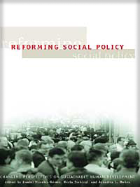 Book cover Reforming Social Policy: Changing Perspectives on Sustainable Human Development