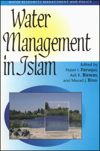 Book cover Water Management in Islam