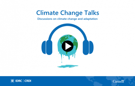 Climate Change Talks: Discussions on climate change and adaptation